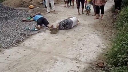 太康县毛庄镇政府指示黑社会将村民暴打至昏