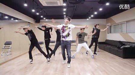[超清练习室]韩国人气野兽团 2PM - 一天到晚只想着你.(练习室)