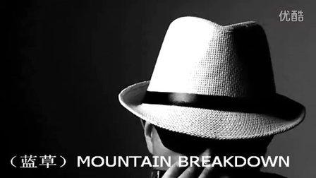 蓝草——MOUNTAIN BREAKDOWN