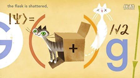 Erwin Schrödinger Cat Content Paradox (Google doodle)