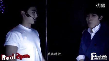 【中字】[120410Real 2PM] Fan Meeting making film