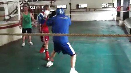 拳击训练训练4