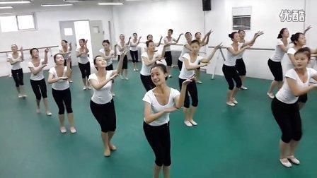 太原市高考舞蹈 舒曼舞蹈且吟春雨视频