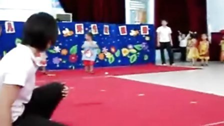 六一节儿童时装表演