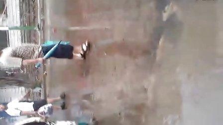 口前洪水实拍014