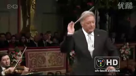 短版留声机 第66期 - 2007年维也纳新年音乐会上的两段优美旋律