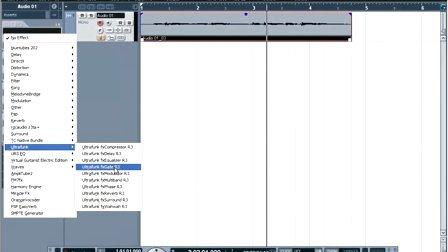 25、Audio-Process中常用的效果工具