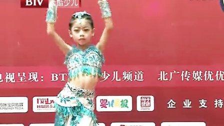 童心梦想秀-印度舞西域风情,小梦想,大未来!