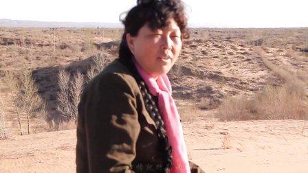 沙漠·女人·树