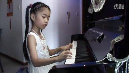 C大调小奏鸣曲第一乐章 钢琴_tan8.com
