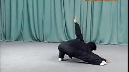 劈挂拳教学系列(1) 基本功及初级套路