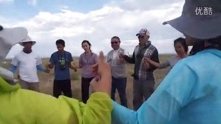 2013生态和平亚洲-治理沙尘源北京大学生志愿者行动6-2