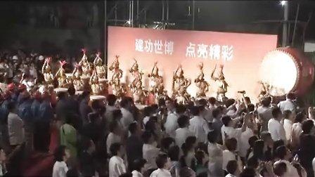 武汉实战鼓+黄金战鼓+中国馆亮灯仪式, 武汉特色舞台表演,预定电话:13114365784
