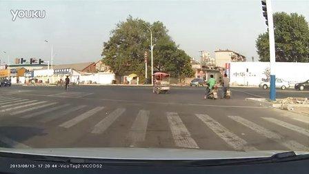 交通违章:无视