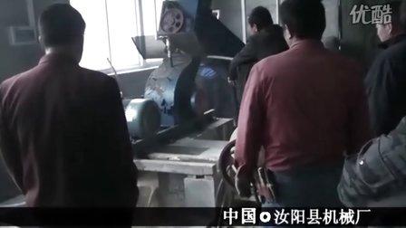 中小型红薯淀粉加工机械安装