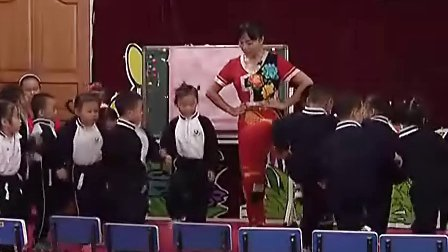 大班舞蹈-竹竿舞第六届全国幼儿音乐优质课