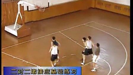 篮球(防快攻)