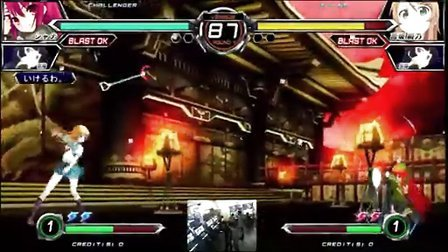 电击文库FIGHTING CLIMAX Locktest Stream Day 2 Part 4