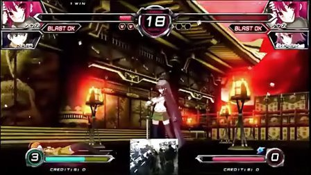 电击文库FIGHTING CLIMAX Locktest Stream Day 2 Part 3