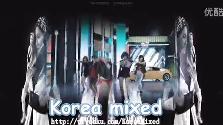 【KoreaMixed】4 Minute-Muzik与AfterSchool-因为你remix混音