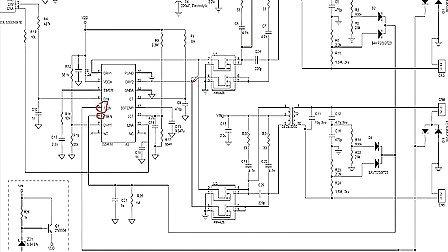 液晶显示器维修第5讲-高压板