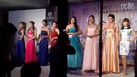 2011国际旅游小姐大赛许昌赛区复赛晋级宣布视频