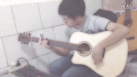 艾薇儿《Everybody hurts》伴奏吉他