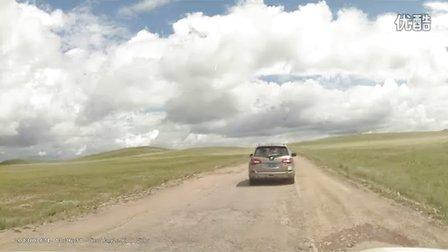 2013年7月24日 从乃林河穿越草原再上省道303