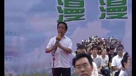 陕西吴起县二中2010届初三毕业文艺汇演