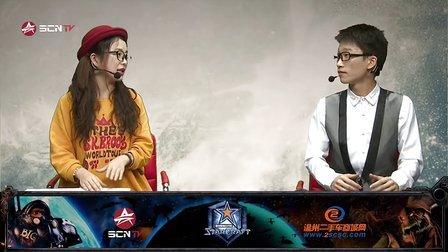 亚洲星际公开赛2v2D组 疯子 Scan vs Cos 狗王 01