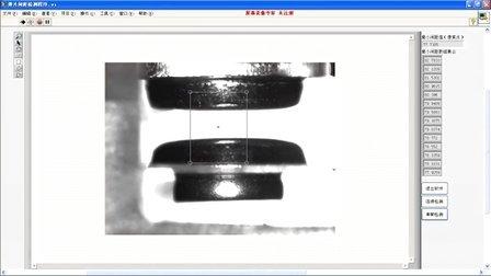 继电器检测模拟视频