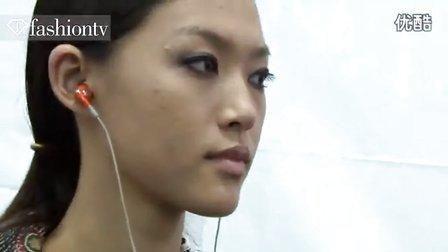 2013中国顶尖模特系列---伊天(Tian Yi)时装秀