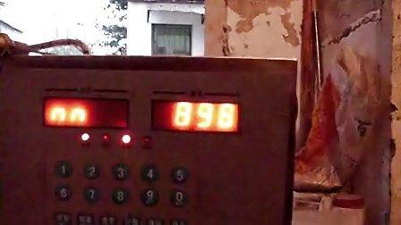 半自动粉剂包装机视频2kg玉米面测试灌装 聊城东泰包装机械