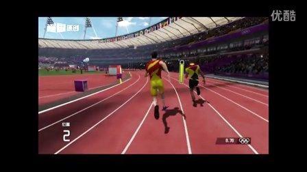 【禽兽的2012伦敦奥运会】————男子200米决赛