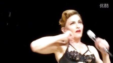 麦当娜演唱会2012年土耳其