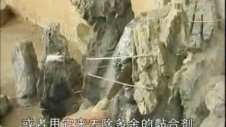 山水盆景制作技术