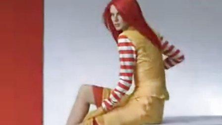 麦当劳姐姐
