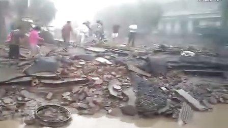 口前洪水实拍013