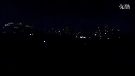 2013.8.27梅赛德斯奔驰文化中心喷泉表演