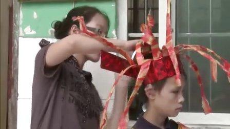 儿童环保时装表演