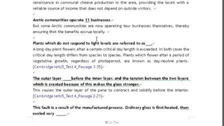 雅思阅读考点串联第十讲www.bwielts.com