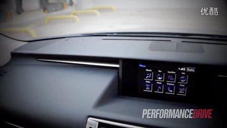 2013雷克萨斯Lexus IS250 engine  0-100km_h加速