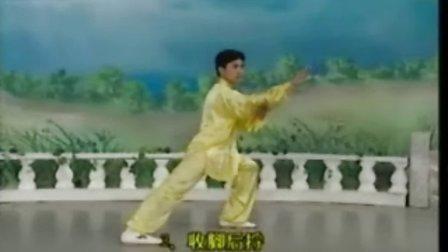 李德印42式太极拳—竞赛套路-上