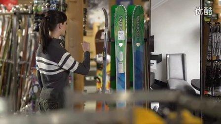 Kinect for Windows Ski Shop Scenario Video