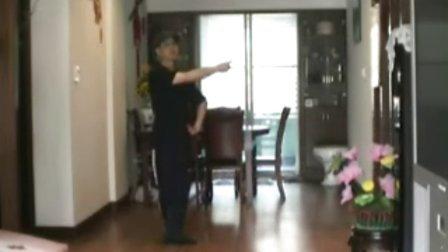 广场健身排舞--美丽的蒙古包[演示与教学].