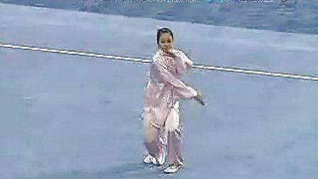 北京奥运会女子太极拳决赛