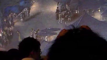 2010上海世博中国馆清明上河图动态视频