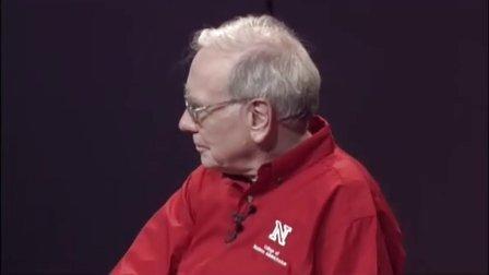 巴菲特与比尔盖茨回答问题