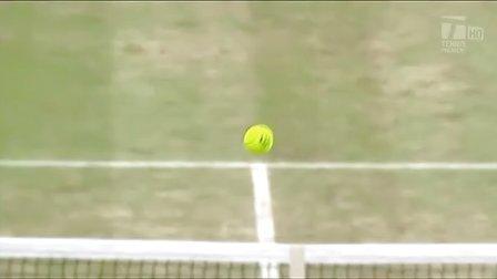 2005温网女单决赛 大威廉姆斯VS达文波特