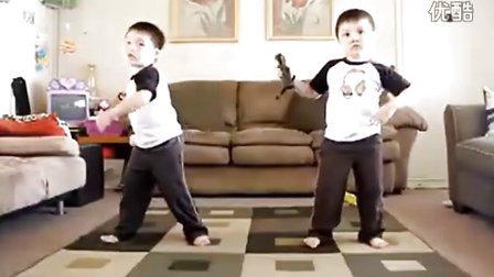 《千年等一回》00双胞胎劲舞版